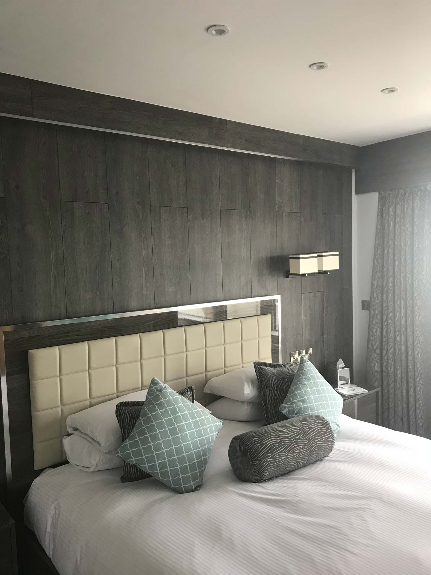 Hotel Bedroom Refurbishment by Emerald Builders Ltd Bournemouth Poole Christchurch Dorset