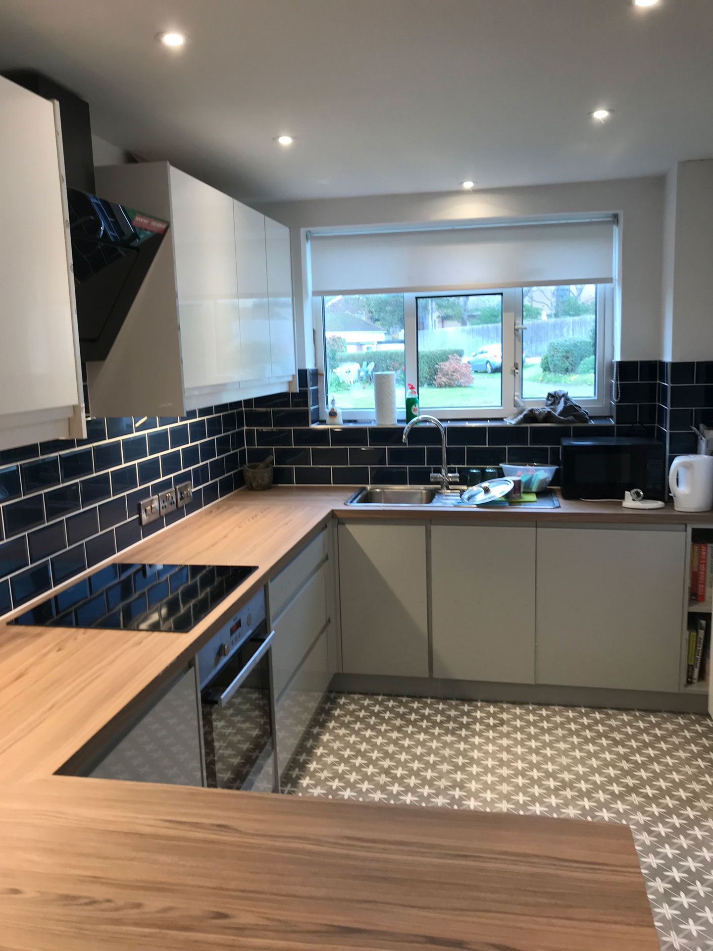 Kitchen Fitting by Emerald Builders Ltd Bournemouth Poole Christchurch Dorset